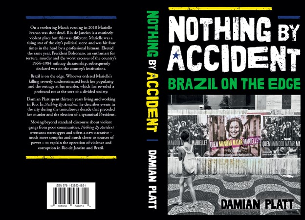 Nothing by Accident book cover