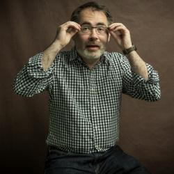 Dr Finbarr Livesey
